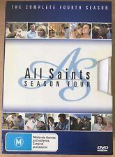 ALL SAINTS Complete Series Season 4 (All Region) Australian TV Drama (UK Seller)