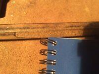 Vintage Stanley Nail Puller -55-033