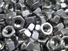 420 ACCIAIO INOX Dadi Set M3, M4, M5, M6, M8, M10, M12, V2A