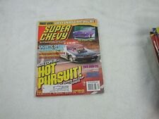 Super Chevy Magazine ~ April 1996 ~ First Look: Chevy Unveils 1997 Malibu ~ Pro