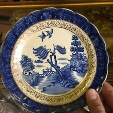 Booths Silicone China Real Old Willow