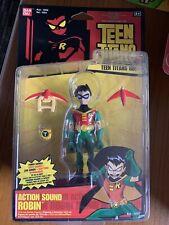 Teen Titans Action Figure - Robin With Sound - Dc Comics - Super Rare Bnib