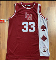 Kobe Bryant High School Lower Merion Basketball Jersey  3 colors  #33 Headgear