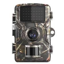 Caméra de Chasse Vision Nocturne de Surveillance HD LED Invisible Étanche 1080P