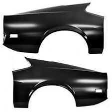 1971-72 MUSTANG FASTBACK FULL QUARTER PANELS, (LH & RH)