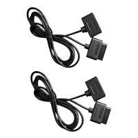 1.8m Game Controller Extension Cable Data Cord for Nintendo SNES Controller