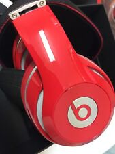 Beats by Dr. Dre Studio 2 Wired Genuine Over-Ear Headphones RED Used 4 Times
