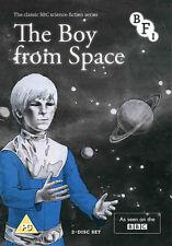Boy From Space 5035673020012 With John Woodnutt DVD Region 2