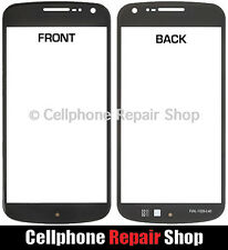 Samsung Galaxy Nexus Global I9250 Top Glass Screen Front Window Lens + Adhesive