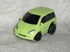 Wow! Awesome Lime Mini Van Car Japan!