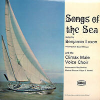 Abbey LPB 689 Songs Of The Sea Benjamin Luxon [1970] NEAR MINT