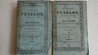 FENELON Oeuvres spirituelles de fenelon, archeveque de cambray  1836