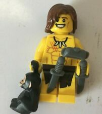 LEGO Minifigures 8831 Series 7 JUNGLE BOY , with stand, complete
