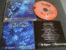 CRYPTOPSY /  Whisper Supremacy /JAPAN LTD CD