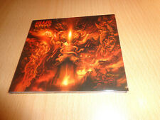 Vader-Tibi Et Igni CD First Press Limited Digipak 2014 Nuclear Blast Death Metal