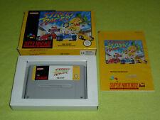 Street Racer - PAL - OVP CIB - SNES Super Nintendo !!!