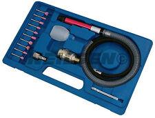 Alimentazione Aria Smerigliatrice Micro Tool Kit con molatura pietre ACCESSORI E CUSTODIA