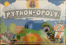 Monty Python & The Holy Grail - Python-Opoly Board Game - Brand New - Sealed