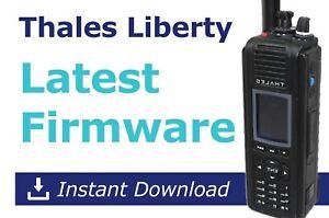 Thales Liberty Radio Firmware (Latest version)
