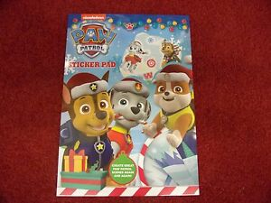 Paw Patrol Sticker Pad. New. Guaranteed delivery.