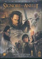EBOND   Il Signore degli Anelli Il Ritorno del Re  DVD D566153