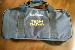 Team Daiwa Ultra Light Spincasting Freshwater Rod & Reel Combo w Carrying Case