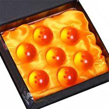 7pcs / set los 3.5cm Dragon Ball Z juguete BOLA DE DRAGÓN SON GOKU-NUEVAS