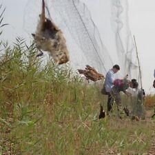 Net Traps Anti Bird Catcher Netting Pond Crops Garden Mesh Protect Pest Control