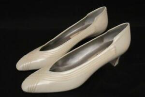Vintage Magik By Amalfi Diavolo Pumps Women's Size 9 AAA Handmade In Italy
