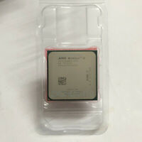 AMD Athlon II X4 651K CPU Quad-Core 3.0GHz 4M Socket FM1 Processors