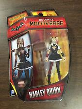 Harley Quinn Arkham Knight Multiverse Figure w/ Mallet NIB