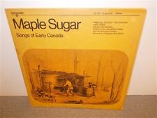Stompin Tom Connors . Moorehead . Maple Sugar . Songs Of Early Canada . 2 LP