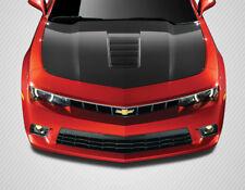 Chevrolet Camaro 10-15 Carbon Creations Carbon Fiber Z28 Look Hood
