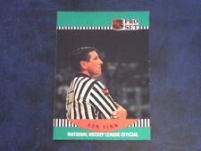 1990-91 90/91 Pro Set Series 2 #685 Ron Finn NHL Offical