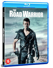 BLU-RAY  -  MAD MAX 2 - ROAD WARRIOR  (MEL GIBSON)  NEW - NIEUW - NOUVEAU SEALED