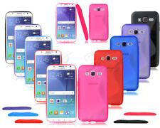 Fundas y carcasas Para Samsung Galaxy J3 de silicona/goma para teléfonos móviles y PDAs Samsung