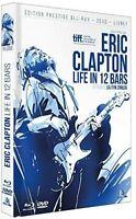 [Blu-ray] Eric Clapton: Life in 12 Bars Édition Prestige - Inclus Livret - NEUF