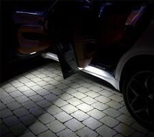 4x Türausstiegs beleuchtung SMD LED Weiß  für Dacia Duster