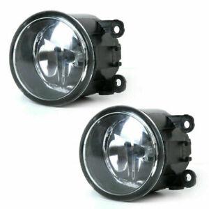2x LED Drive Side Fog Light Lamp H11 Bulbs 55w Right & Left Side Car Accessories
