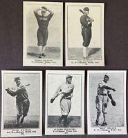 1917 Collins-McCarthy Chicago White Sox E-135 Reprint Set (18) Joe Jackson