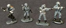 Star Wars 4 Painted Rebel Troopers Miniatures, Grenadier West End 40421, Extras!