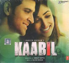 KAABIL - Original Bollywood Soundtrack CD zum Film mit Hrithik Roshan