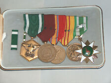 New listing Vintage Soldiers Military Medals Badge Vietnam, National Defense, Us Navy, Merit