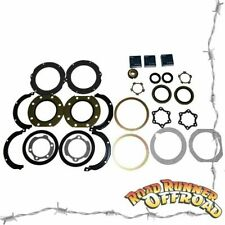 Swivel Hub Kit for Toyota LandCruiser FZJ105R 1FZ-FE DOHC 24v EFI 6cyl 4.5L