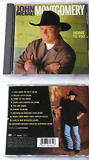 John Michael Montgomery - Home To You . Atlantic CD TOP