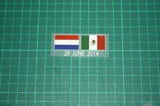 HOLLAND Vs MEXICO World Cup 2014 Holland Home Shirt Match Details