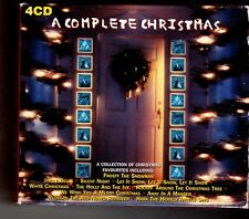 (HK359) A Complete Christmas, 90 tracks on 4 CDs - 1997 Boxset CDs