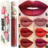12 Color Matte Lipstick Shimmer Lip Gloss Long Lasting Lip Makeup Cream Cosmetic