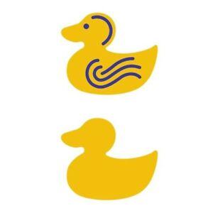 Mommy's Helper Tub Water Temps Temp Sensing Bath Tub Applique Yellow Duck