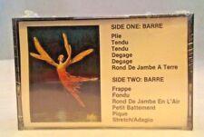 In The Spirit of Dance Ballet Class 2 Tapes David Howard Douglas Corbin NEW NIP